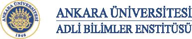 Adli Bilimler Enstitüsü Logo